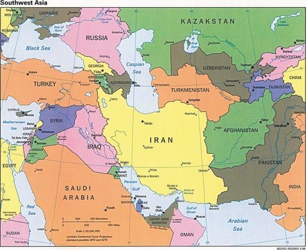 Γιατί το Ιράν θα διχάσει την Ευρώπη και τις ΗΠΑ; ~ Geopolitics & Daily News