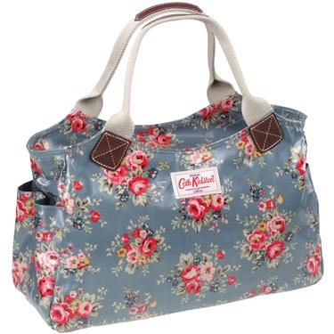 Bags. Not just essentially Cath Kidston (though I do love all her creations) but bags it is. Can't go wrong with a well co-ordinated bag.