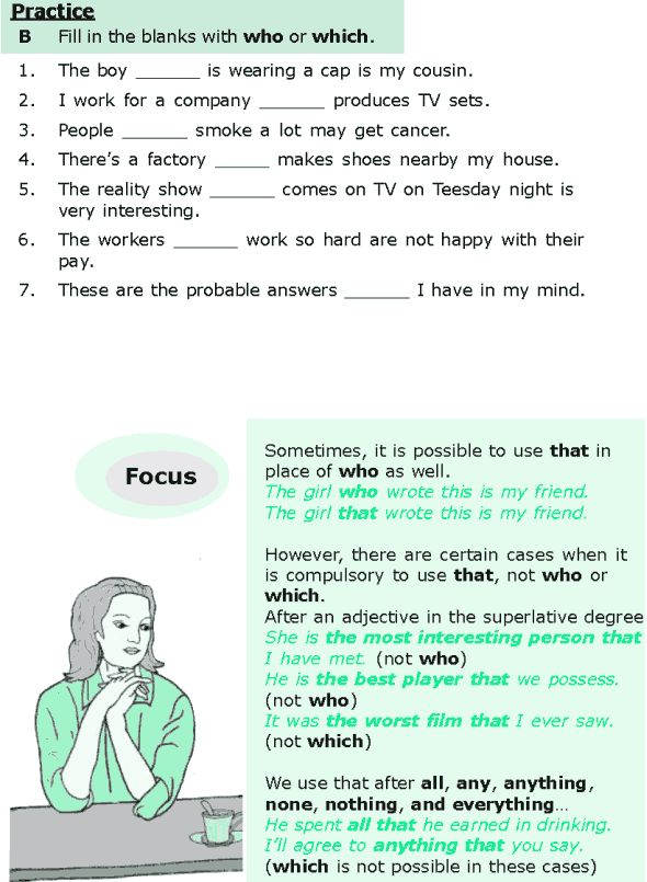 12 Best Defining Non Defining Relative Clauses Images On