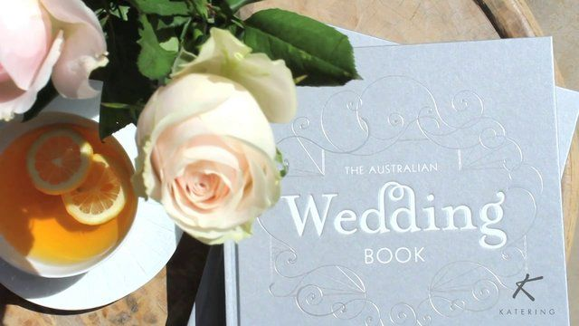 Such a beautiful book all about Australian Weddings by #KateWhite
