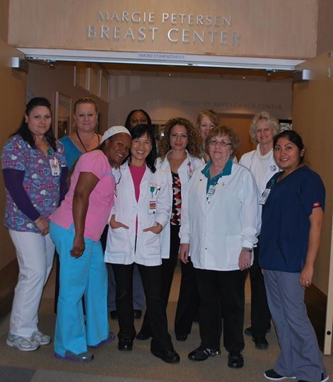 Women age 40 and older should have a mammogram every year and continue to do so for as long as they are in good health. Is it time for yours? The Margie Petersen Breast Center at Providence Saint John's Health Center is equipped with superb staff, the latest imaging technology and convenient appointments. Schedule your mammogram TODAY at (310) 582-7100.