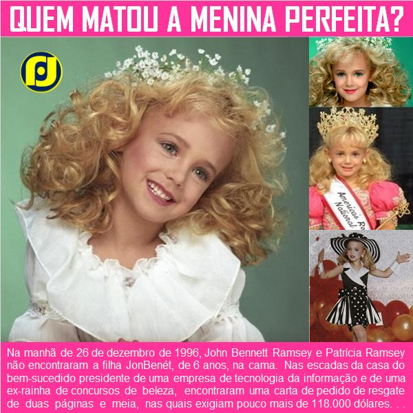 Quem matou a menina perfeita?