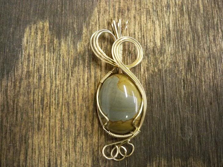 75 best Wire Wrap images on Pinterest   Wire, Jewelry and Wire jewelry