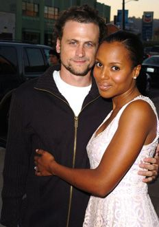 Celebrity Couple: David Moscow & Kerry Washington, (Engaged 2004-2007)