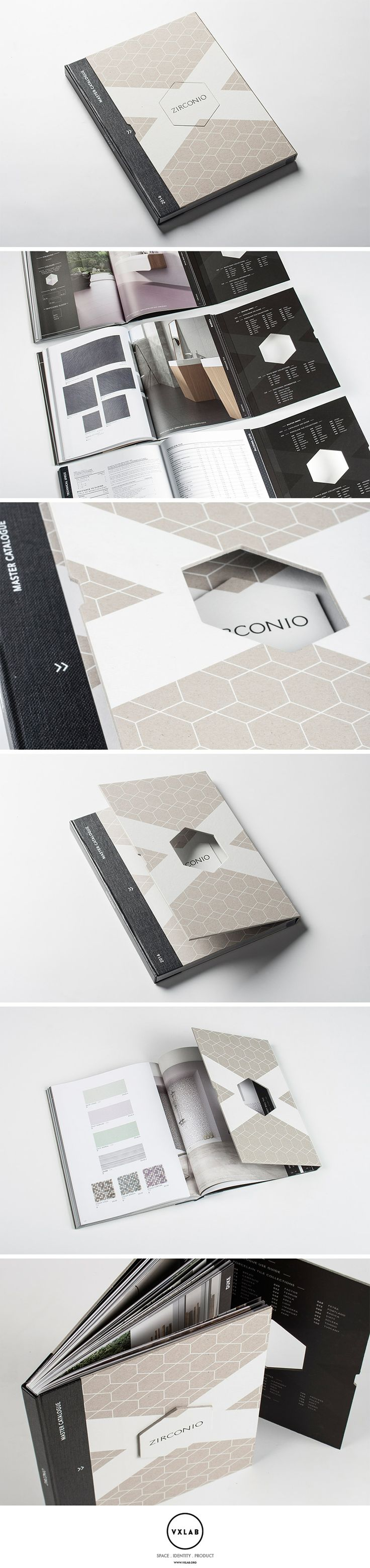 Zirconio Master Catalogue, Special Edition. design by VXLAB @Holly Hanshew Hanshew Hanshew Smith
