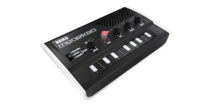 Syntezator analogowy KORG MONOTRON | Studio i homerecording \ Instrumenty analogowe | Sprzet-Dyskotekowy.pl - największy i najtańszy sklep internetowy z oświetleniem i nagłośnieniem w Polsce