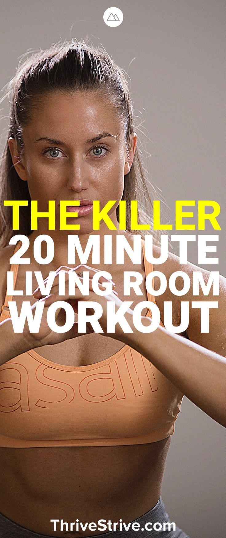 Awesome The Killer 20 Minute Living Room Workout: Get Your Sweat On At Home Part 26