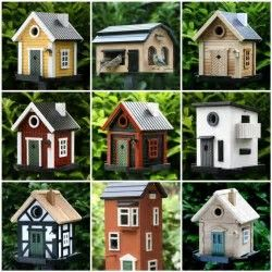 Image result for Best Bird House Plans
