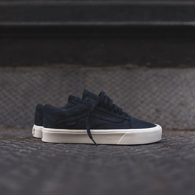 Vans Vault Old Skool Lite Lx. Available at Kith Manhattan and KithNYC.com. $125 USD.
