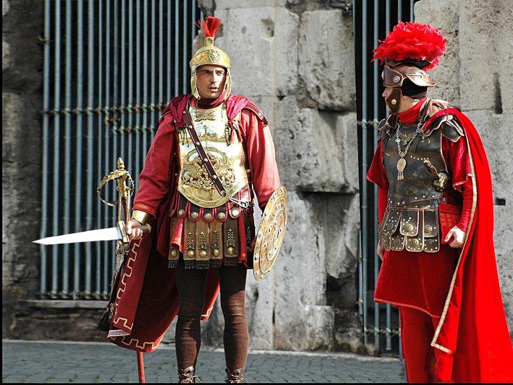 Roman Clothing, Part I VRoma 77