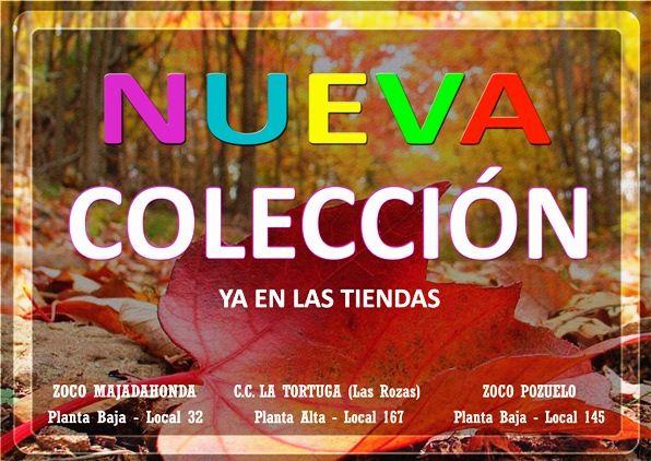 La Nueva Colección Otoño 2013 ya está disponible en nuestras tiendas. Ven pronto a ver los nuevos abrigos, sudaderas, camisas y mucho más ....