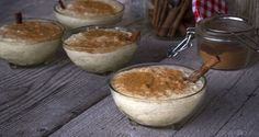 Ρυζόγαλο το παραδοσιακό από τον Άκη Πετρετζίκη! Ελαφρύ και νόστιμο Εύκολο νόστιμο και θρεπτικό και τρώγεται όλες τις ώρες!