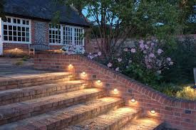 landscaping lighting ideas for front yard - Google Search