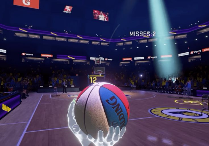 NBA 2KVR le premier jeu de basket-ball en réalité virtuelle disponible sous Android - http://www.frandroid.com/android/applications/392348_nba-2kvr-le-premier-jeu-de-basket-ball-en-realite-virtuelle-disponible-sous-android  #Android, #ApplicationsAndroid, #Jeux, #ProduitsAndroid, #Réalitévirtuelle