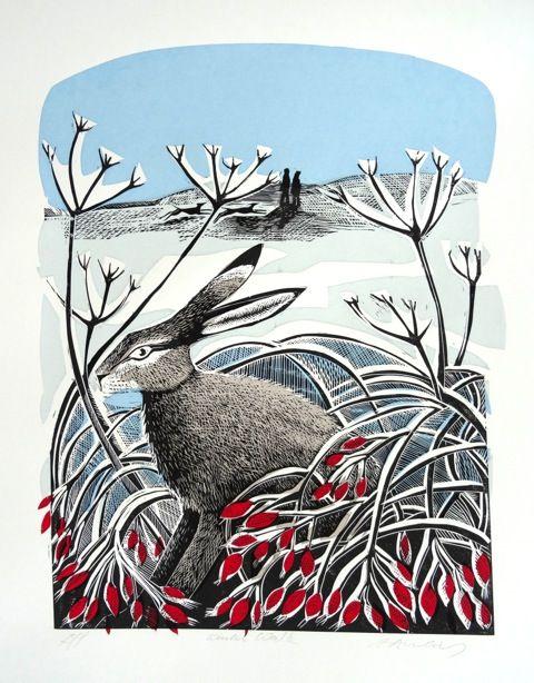 Angela Harding - GODFREY & WATT – Harrogate, North Yorkshire - specialising in British art
