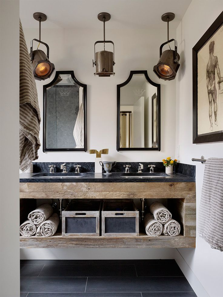 love everything about this bathroom  5 Design Secrets From The World's Best Hotels