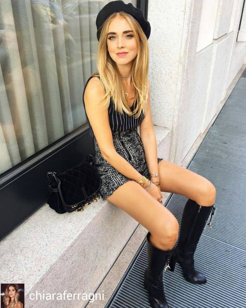 1400 best images about chiara ferragni on pinterest fashion weeks mansions and coachella 2016. Black Bedroom Furniture Sets. Home Design Ideas