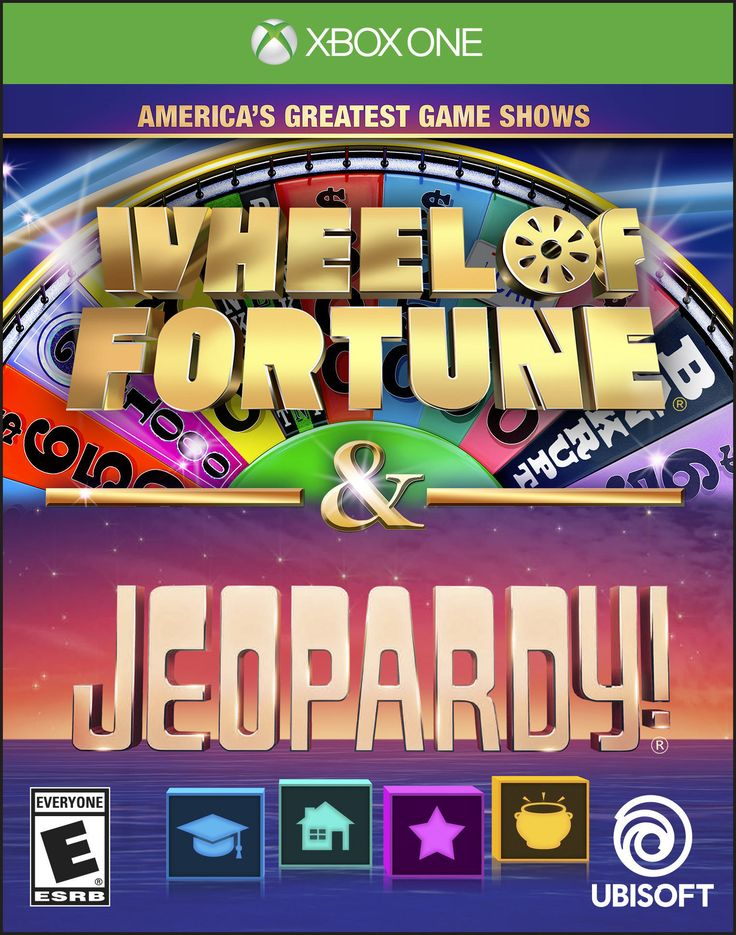 Wheel of Fortune and Jeopardy! for Xbox One