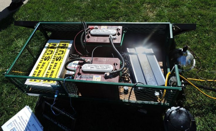 Nice Solar Electrics Systems  2017: Solar Wagons can Provide Off Grid Electric Power  OFF GRID LIVING Check more at http://solarelectricsystem.top/blog/reviews/solar-electrics-systems-2017-solar-wagons-can-provide-off-grid-electric-power-off-grid-living-2/