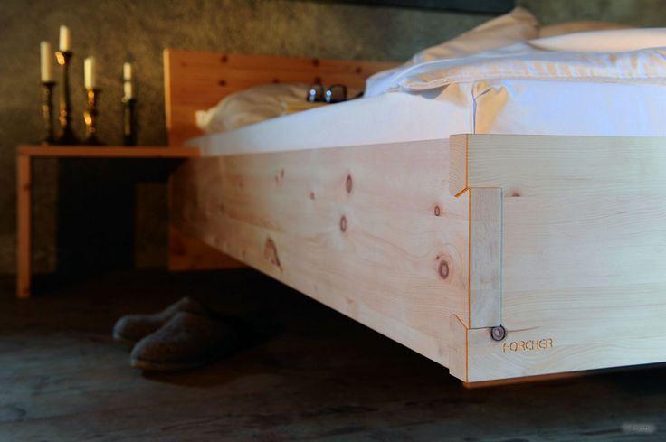 schlafzimmer ideen zirbenholz schlafzimmer modern die positive ... - Zirbenholz Schlafzimmer Modern