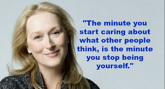 What's Your Favorite Meryl Streep Quote?