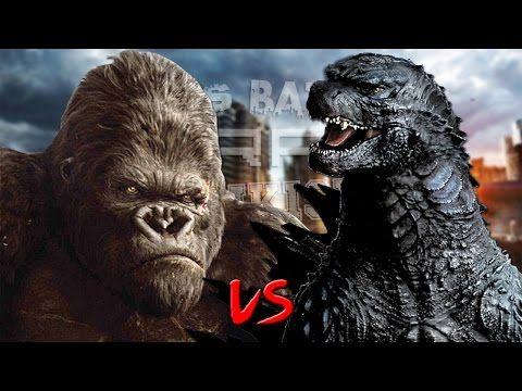 King Kong vs Godzilla. Épicas Batallas de Rap del Frikismo | Keyblade - YouTube