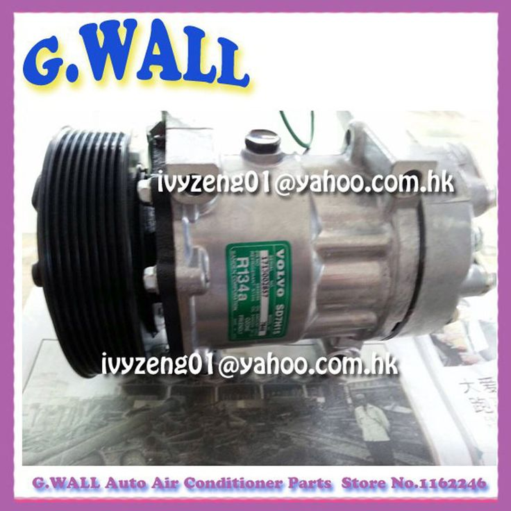 BRAND NEW SD7H15 AC COMPRESSOR FOR CAR VOLVO TRUCK AIR