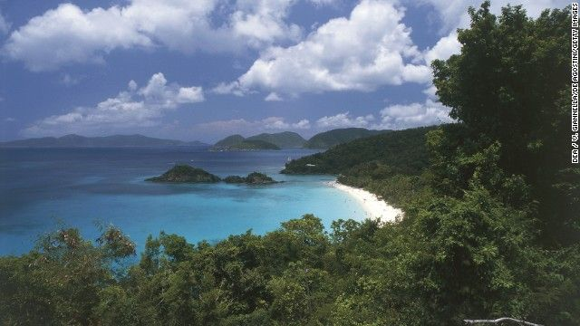 A Caribbean experience without the hassle of monetary conversion, the U.S. Virgin Islands consists of three main islands: St. Croix, St. John and St. Thomas. The islands have a rich history dating back to 1493.