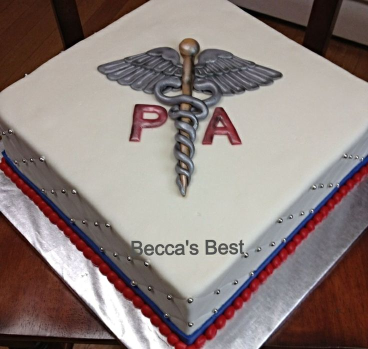 Air Force Physician S Assistant Promotion Cake Military