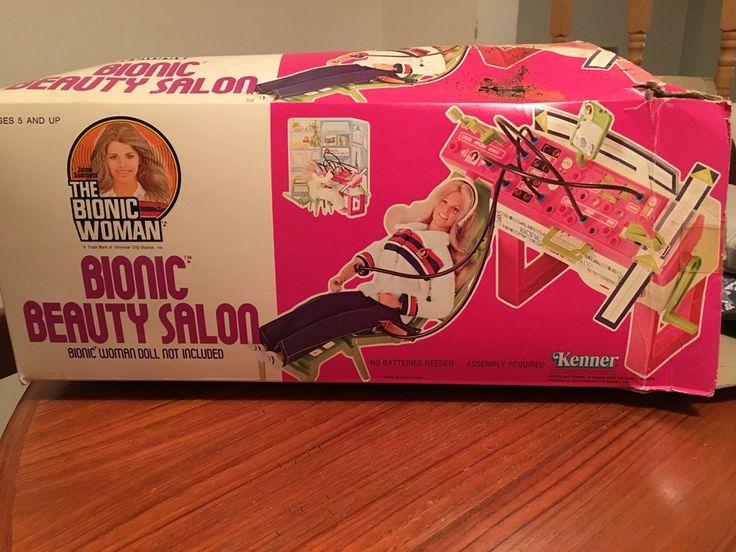 Bionic Woman Beauty Salon