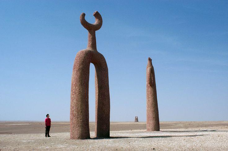 Presencias Tutelares, Arica. Te invitamos a conocer esta belleza arquitectónica.  Destino: Arica http://www.atrapalo.cl/viajes/arica_d7462.html