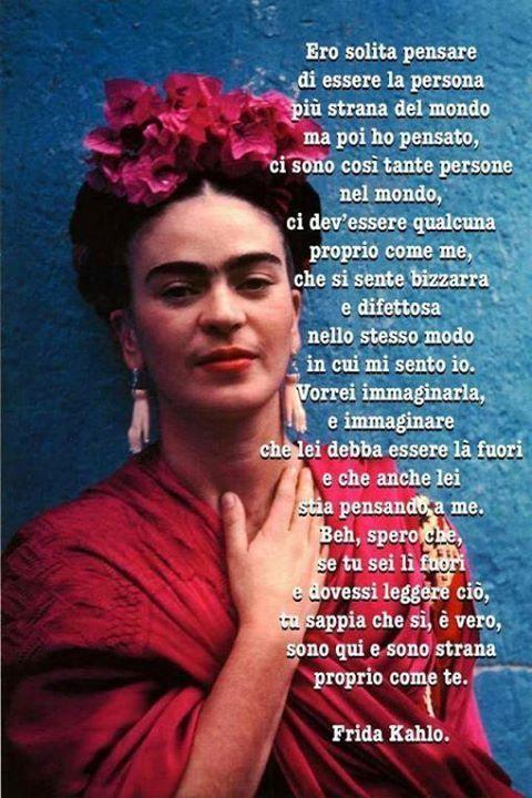Frida Kahlo #aforismi