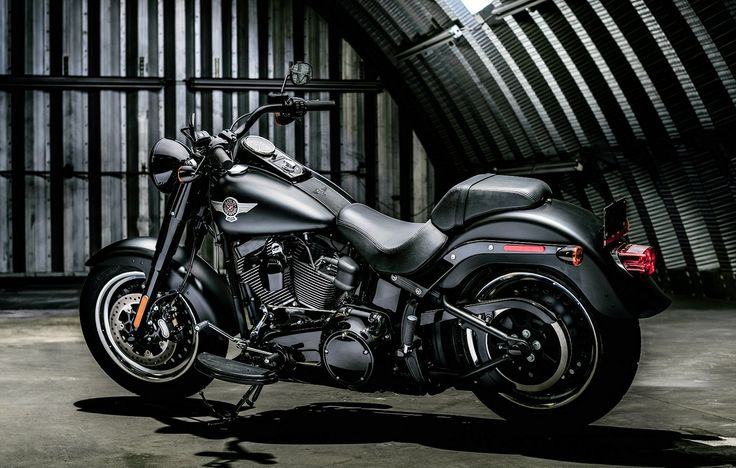 Harley-Davidson 1800 SOFTAIL FAT BOY S FLSTFBS 2016 - 10