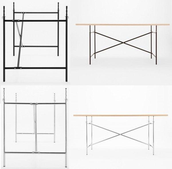 die besten 25 eiermann tisch ideen auf pinterest h lzerne wandtafeln wandtafel design und. Black Bedroom Furniture Sets. Home Design Ideas