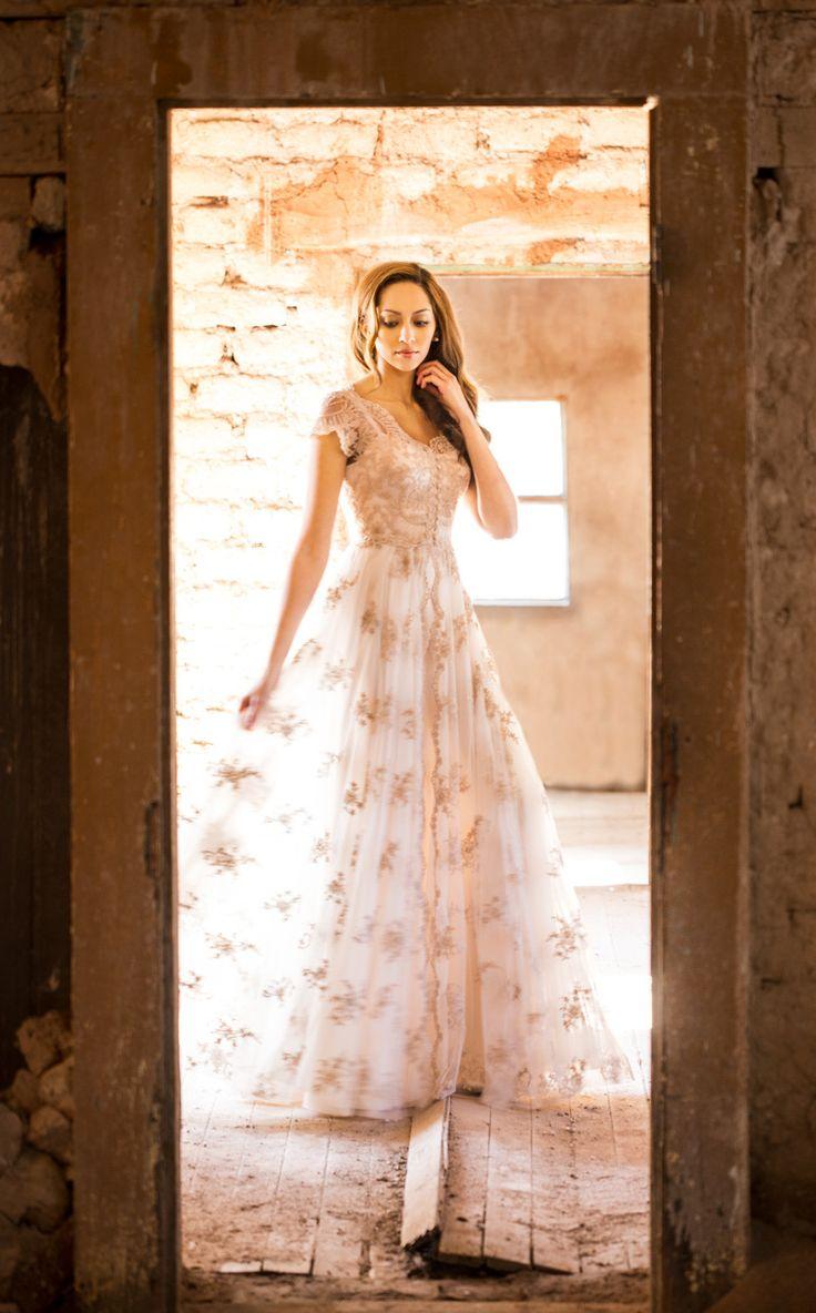 Elizabeth Wedding Dress | Bridal Gown Collection | Martin McCrea – Martin McCrea Couture