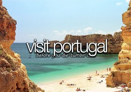 Visit Portugal ✔️