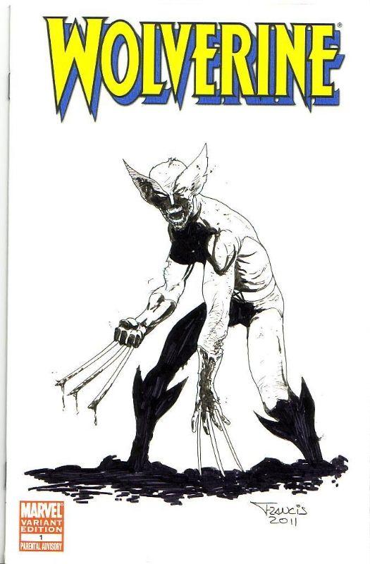 Zombie Wolverine - Francis Portela
