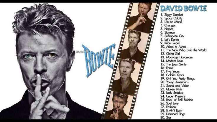 David Bowie : Greatest Hits - The Best of David Bowie