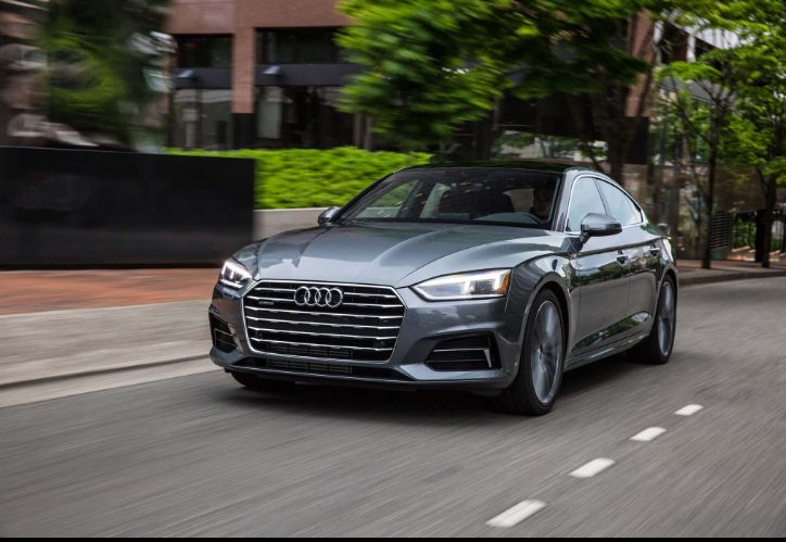 The 2018 Audi A5offers outstanding style and technology both inside and out. See interior & exterior photos. 2018 Audi A5New features complemented by a lower starting price and streamlined packages.The mid-size 2018 Audi A5offers a complete lineup with a wide variety of finishes and features, two conventional engines.