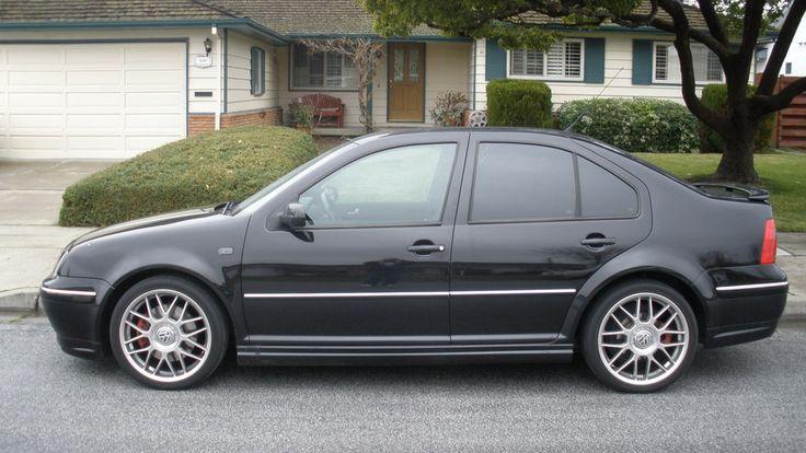 2005 Jetta -- best in black, red, blue?  Needs better rims.