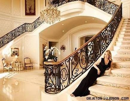 M s de 25 ideas incre bles sobre escaleras de m rmol en for Soluciones para escaleras