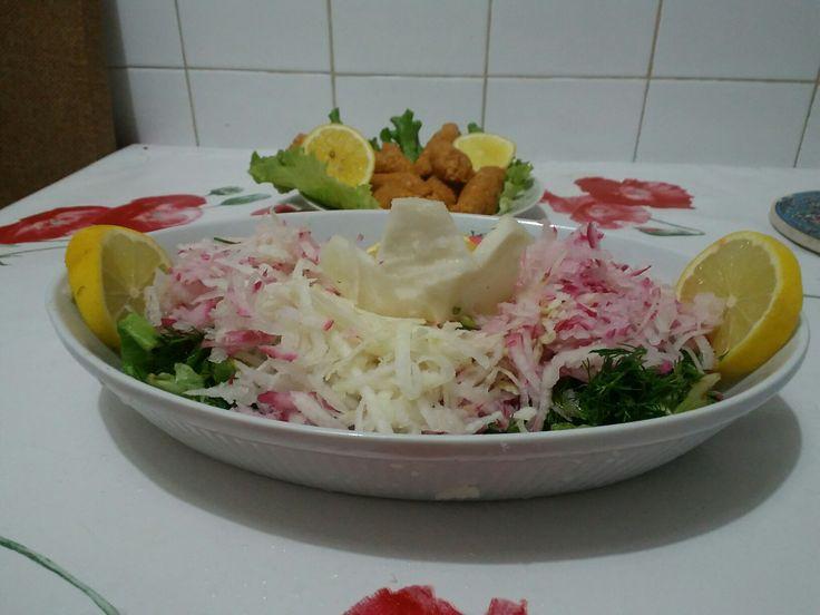 Kral salata 😊