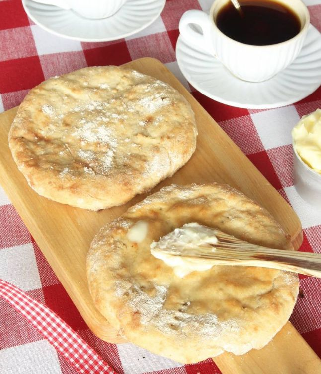 Härliga scones-tekakor – klicka här för recept!