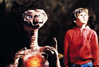 Biggest fear!! E.T!