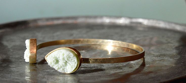A fetching ring by White Leaf