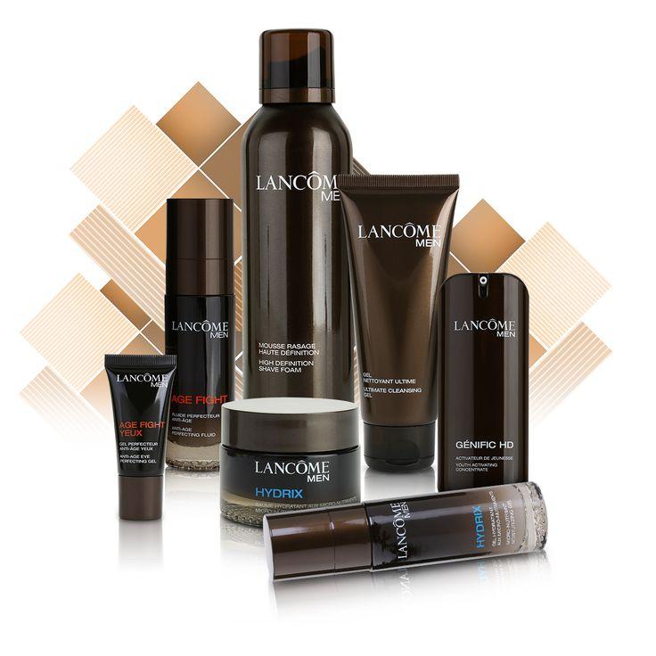 Chiar și pielea bărbaților merită o îngrijire de lux. Produsele pentru curățare, hidratare și bărbierit Lancôme Men sunt concepute special pentru pielea bărbaților, lăsând-o hidratată și hrănită. Răsfață-te cu cea mai bună calitate!