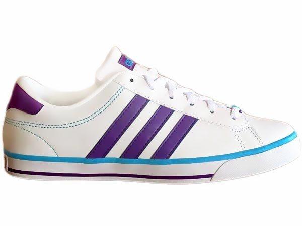 Adidas Damen Schuhe Blau