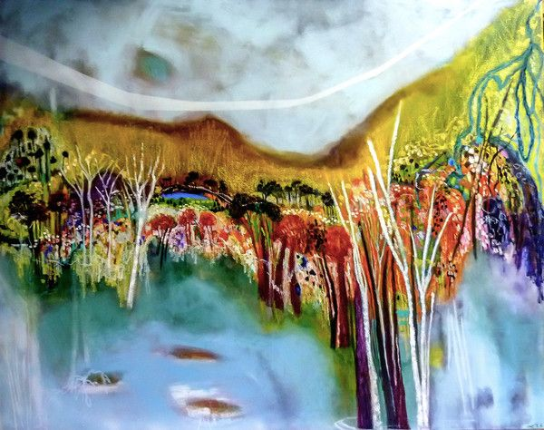 The Season Following Summer | lisa morgan art