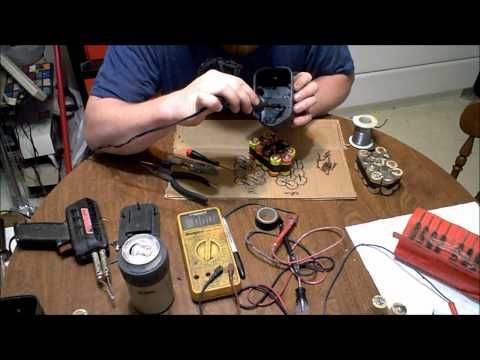 Cordless Drill Battery Pack Rebuild for $20 or Repair for $0 - YouTube
