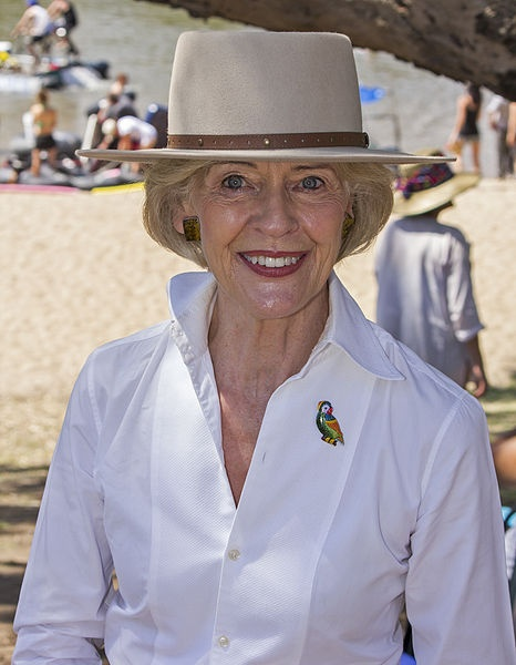 Quentin Bryce – the first female Governor General of Australia